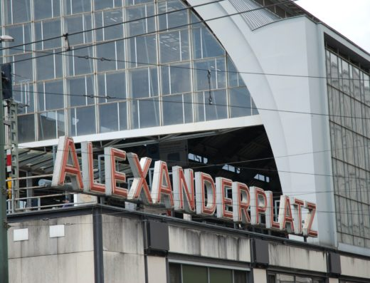Alexanderplatz Station, Berlin, Germany